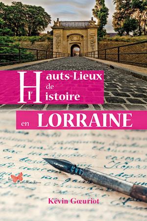 couverture de livre évoquant la Lorraine