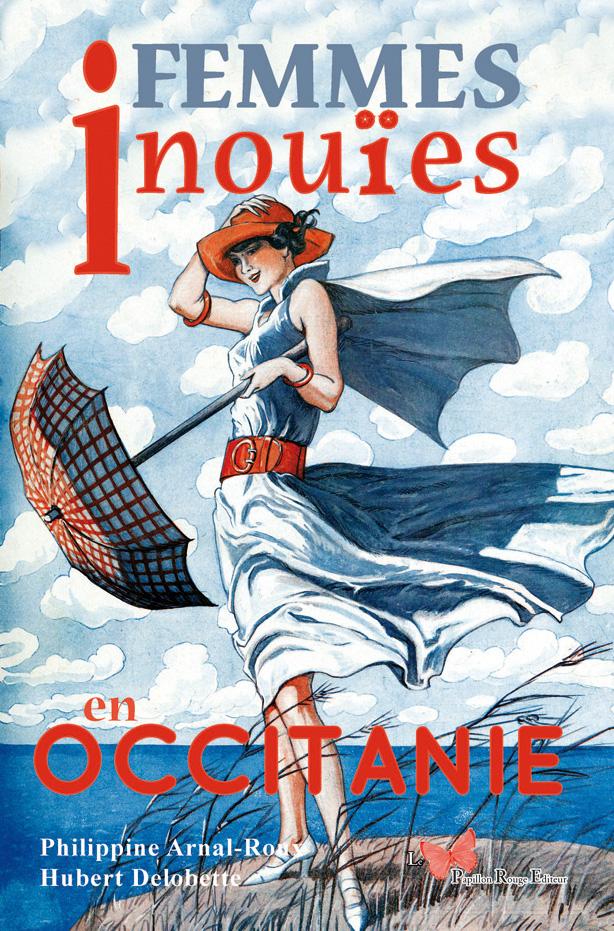 couverture de livre biographies femmes d'Occitanie